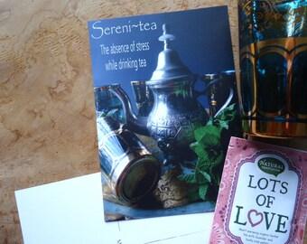 Postcard Sereni~tea