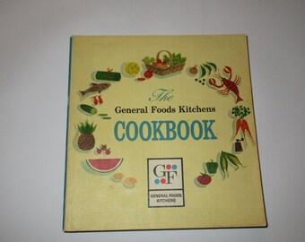 General Foods Kitchens Cookbook 1959 vintage