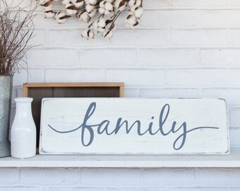 """Rustic wood sign 