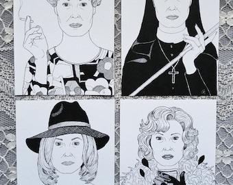American Horror Story- Jessica Lange
