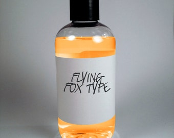 Flying Fox type Lush dupe Vegan Cruelty Free Shampoo Conditioner Body Wash Spray Perfume Soap Bubble Bath Cream Lotion Face Scrub
