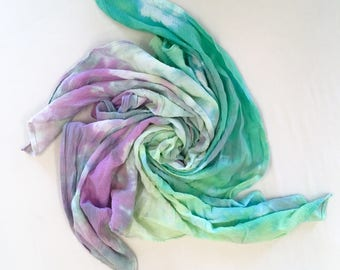100% Cotton Muslin Baby Blanket