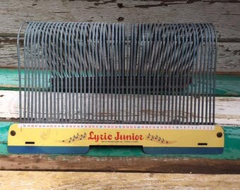 Vintage Lyric Junior Record Holder