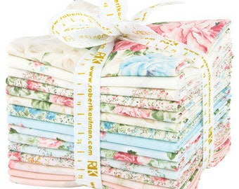 Anna by Studio RK Fat Quarter Bundle for Robert Kaufman Fabrics Pre-order with FREE SHIPPING