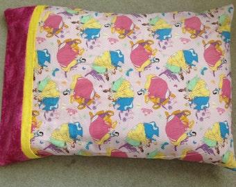 Disney Princesses Pillow Case- Standard Pillow