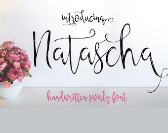 Font Digital Fonts Handwritten Font Modern Calligraphy