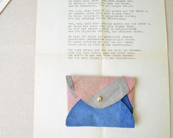 Card case_Kartenetui- Upcycling by LA MAISON 76