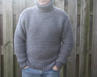 Hand Men's Sweater