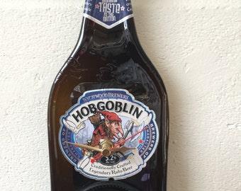 Hobgoblin Wychwood Ale bottle clock