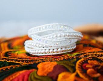 Luna 5 Wrap Bracelet