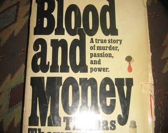 Blood and Money Hardcover by Thomas Thompson
