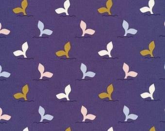 Fish Tales - Underwater - Cloud9 Fabrics - Organic Cotton - Poplin by the Yard