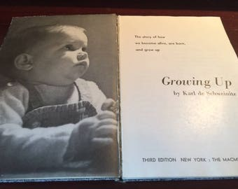 Growing Up by Karl de Schweinitz