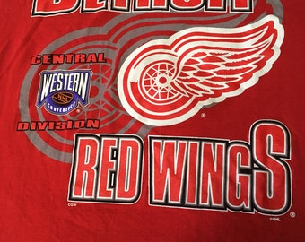 Detroit Red Wings Shirt M