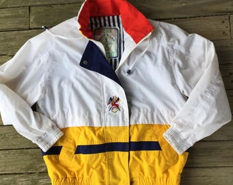 90s sailor jacket womens medium
