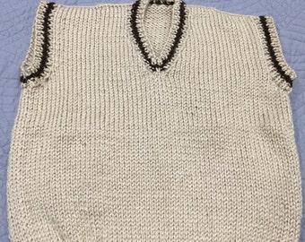 Boys Sweater Vest size 4