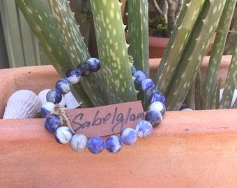 Sodalite Natural bracelet