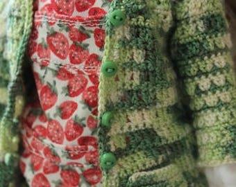 Knitted cardigan for minifee | slim msd | Msd