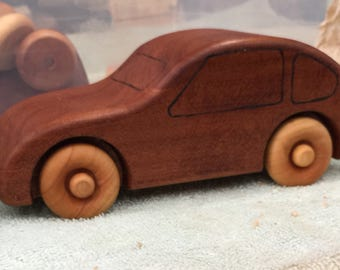 Sports Car Hardwood Toy Durable Toy Car Child's Toy Car Toy Made in the USA