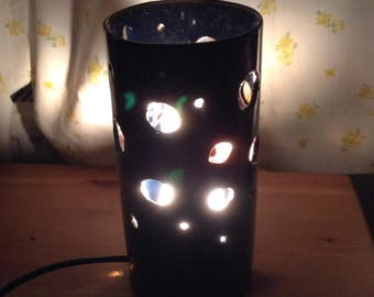 Handmade Ceramic Night Lamp