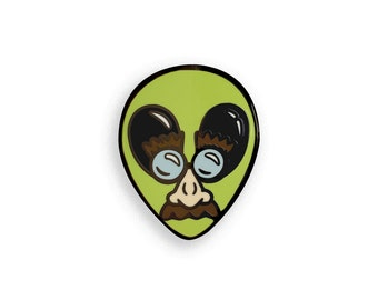 Masters of Disguise Enamel Pin