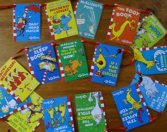 Dr Seuss Bunting style 2.