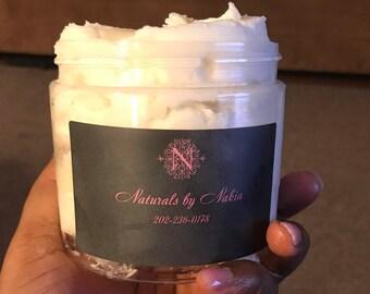 Vanilla Rose Body Butter