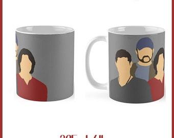 Supernatural  325ml Mug