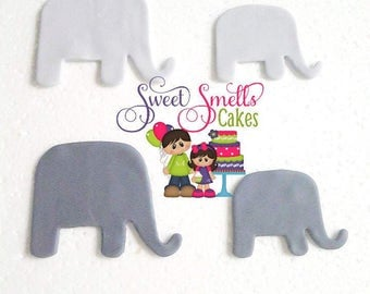 Great Elephant Cake Topper, Cake Topper, Baby Shower, Cake Toppers, Elephant Baby  Shower