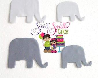 elephant cake topper, cake topper, baby shower,  cake toppers, elephant baby shower, fondant elephant,  baby elephant, elephant topper, baby