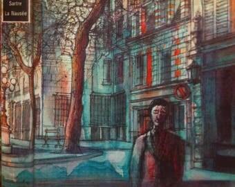La Nausée, Jean-Paul Sartre, CAL, Culture Art Loisir