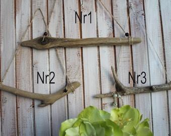 Wood tie rack Etsy