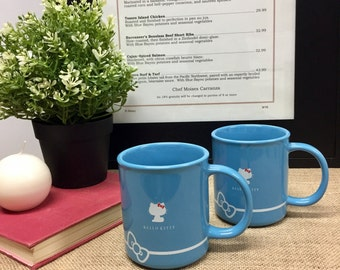Set of 2 Hello Kitty Mugs Lawon + Sanrio