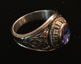 Christiana High School Class Ring '81
