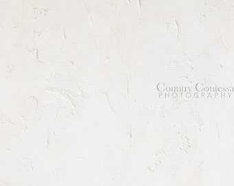 Printable White and Cream Plaster Food and Product Background
