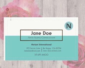 Nerium Business Cards