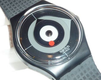 Swatch Watch 'Point of View' NIB ~ 1995