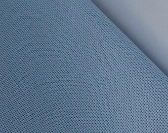 Evenweave fabric, Bellana, color 586 - light blue (Heaven), 20 ct., Evenweave fabric, Manufacturer Zweigart, Germany, Size: 50 х 70 cm