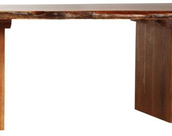 Modern Live Edge Dining Table, Modern Rustic Dining Table, Dining Table, Live Edge Dining Table