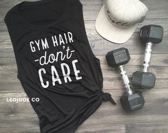 GYM HAIR don't CARE©