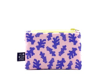 Wallet with cheerful print nicamo