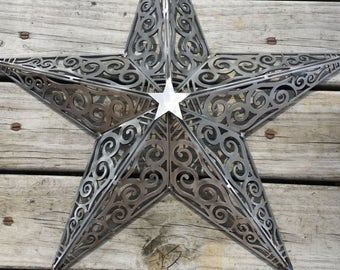 Detailed Barn Star