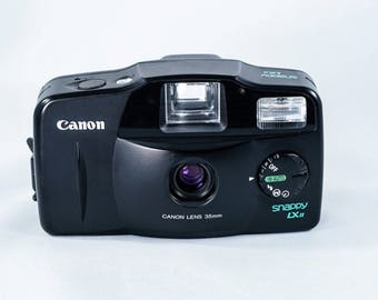 Canon Snappy LXII Point-and-Shoot 35mm Film Camera
