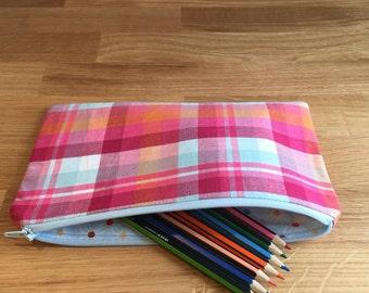 Designers Guild Fabric Pencil Case