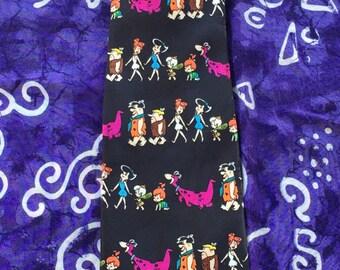 1993, Hanna Barbera, Flintstones Necktie