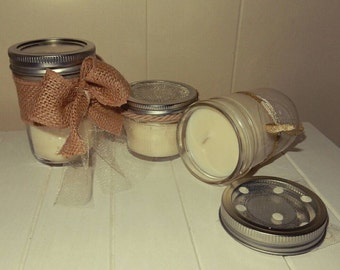 Patchuli Soy Candle