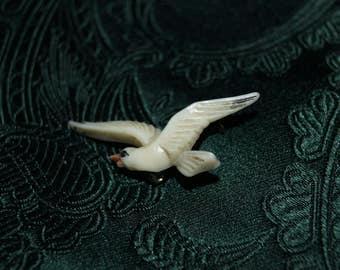 Cute Little Seagull Brooch