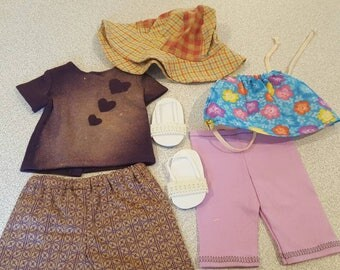 18 inch doll clothes outfits