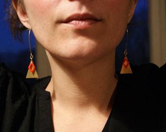 Graphic Earrings