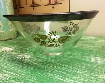 Large Vintage George Briard Chip Bowl